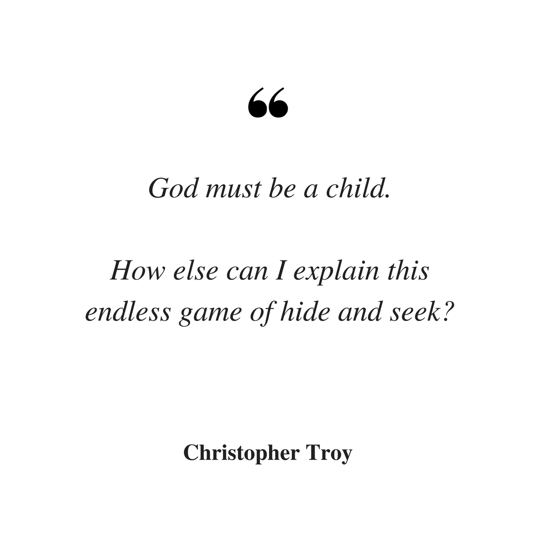 chiristopher troy
