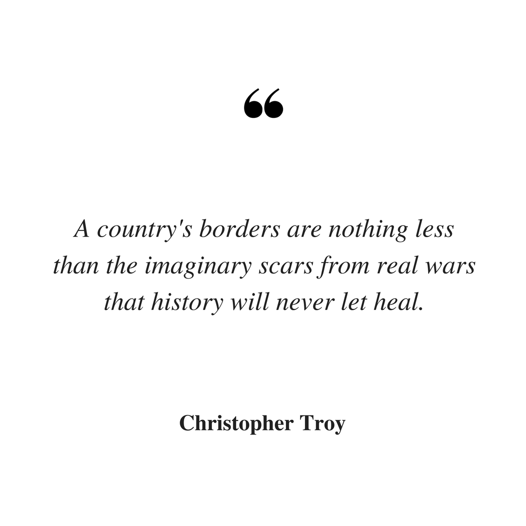 christopher troy quotes